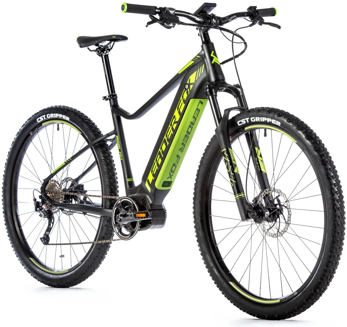 Bicicleta electrica MTB Leader Fox Awalon Gent 29 inch, 2020