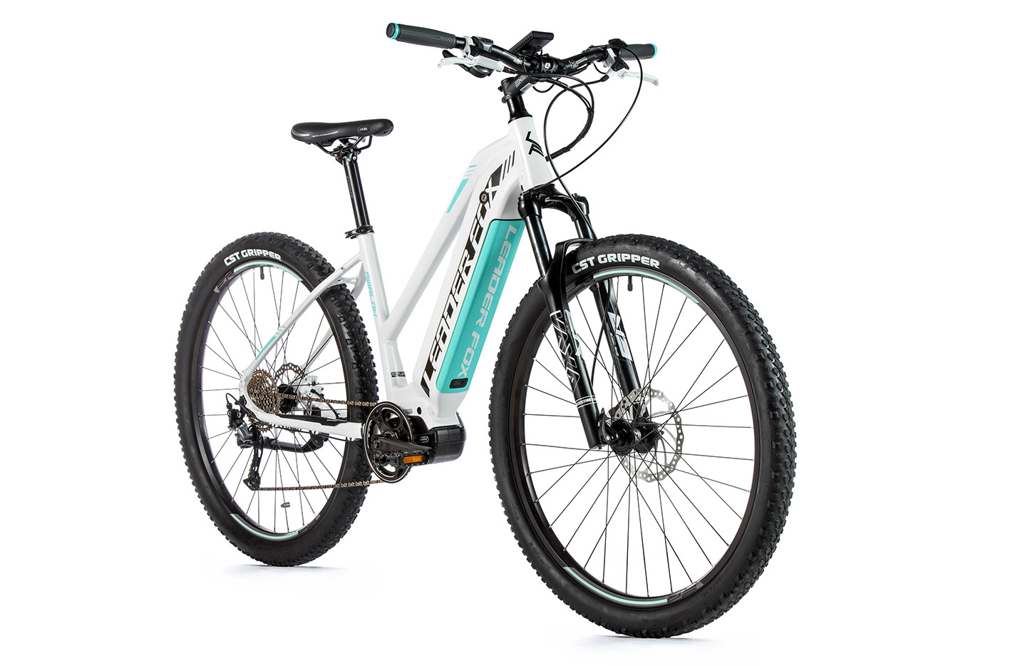 Bicicleta electrica MTB Leader Fox Awalon Lady 29 inch, 2020