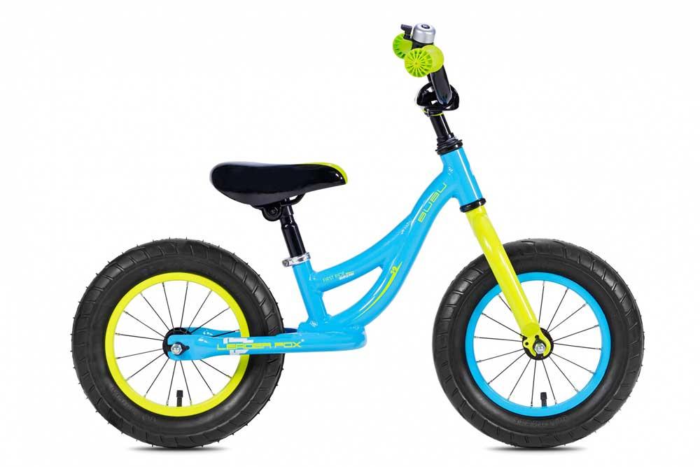 Bicicleta de copii fara pedale Leader Fox Bubu