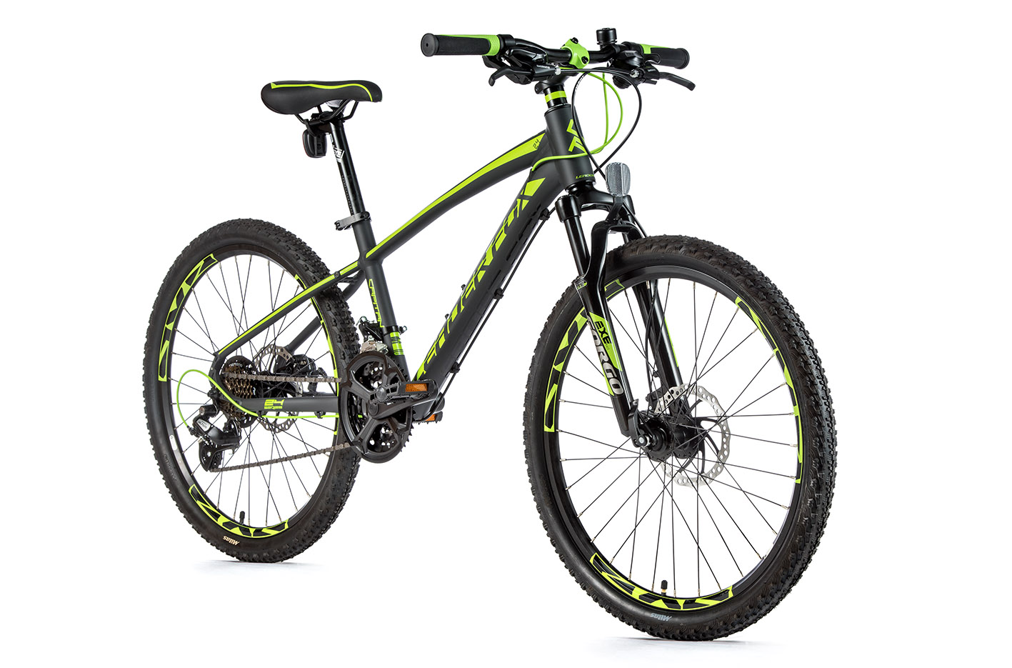 Bicicleta MTB 24 inch Leader Fox Capitan Boy, 2020