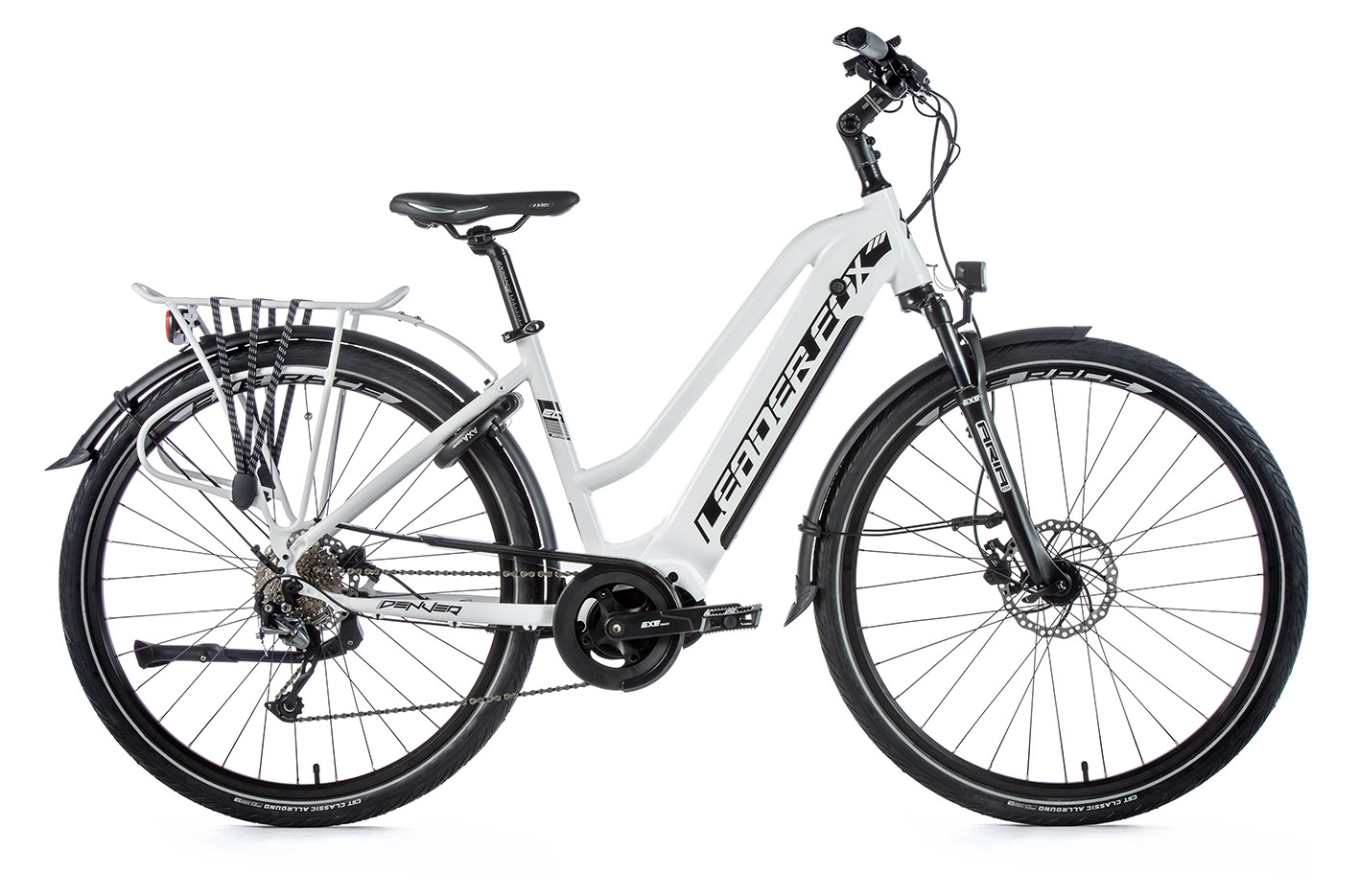 Bicicleta electrica Trekking Leader Fox Denver Lady, 2020