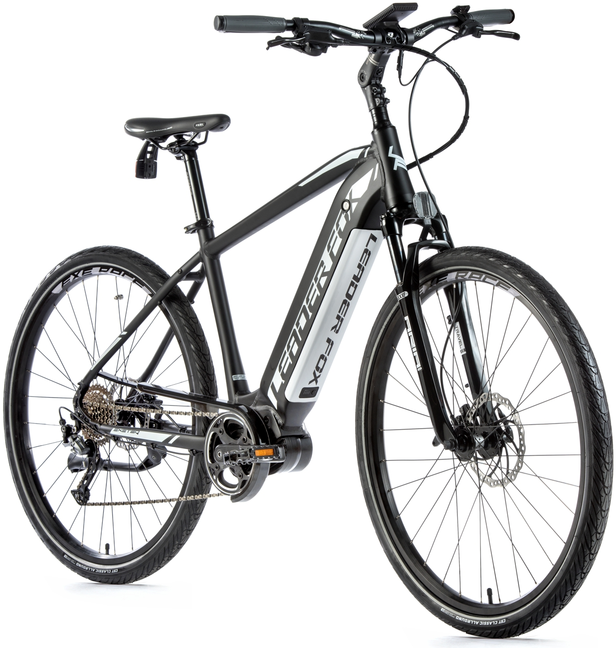 Bicicleta electrica Cross Leader Fox Exeter Gent, 2020