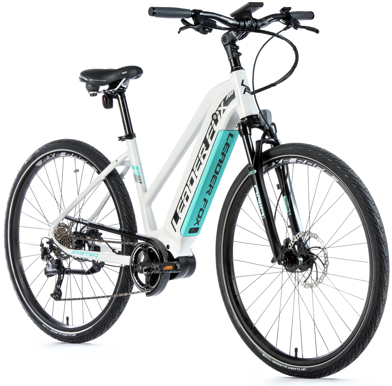 Bicicleta electrica Cross Leader Fox Exeter Lady, 2020