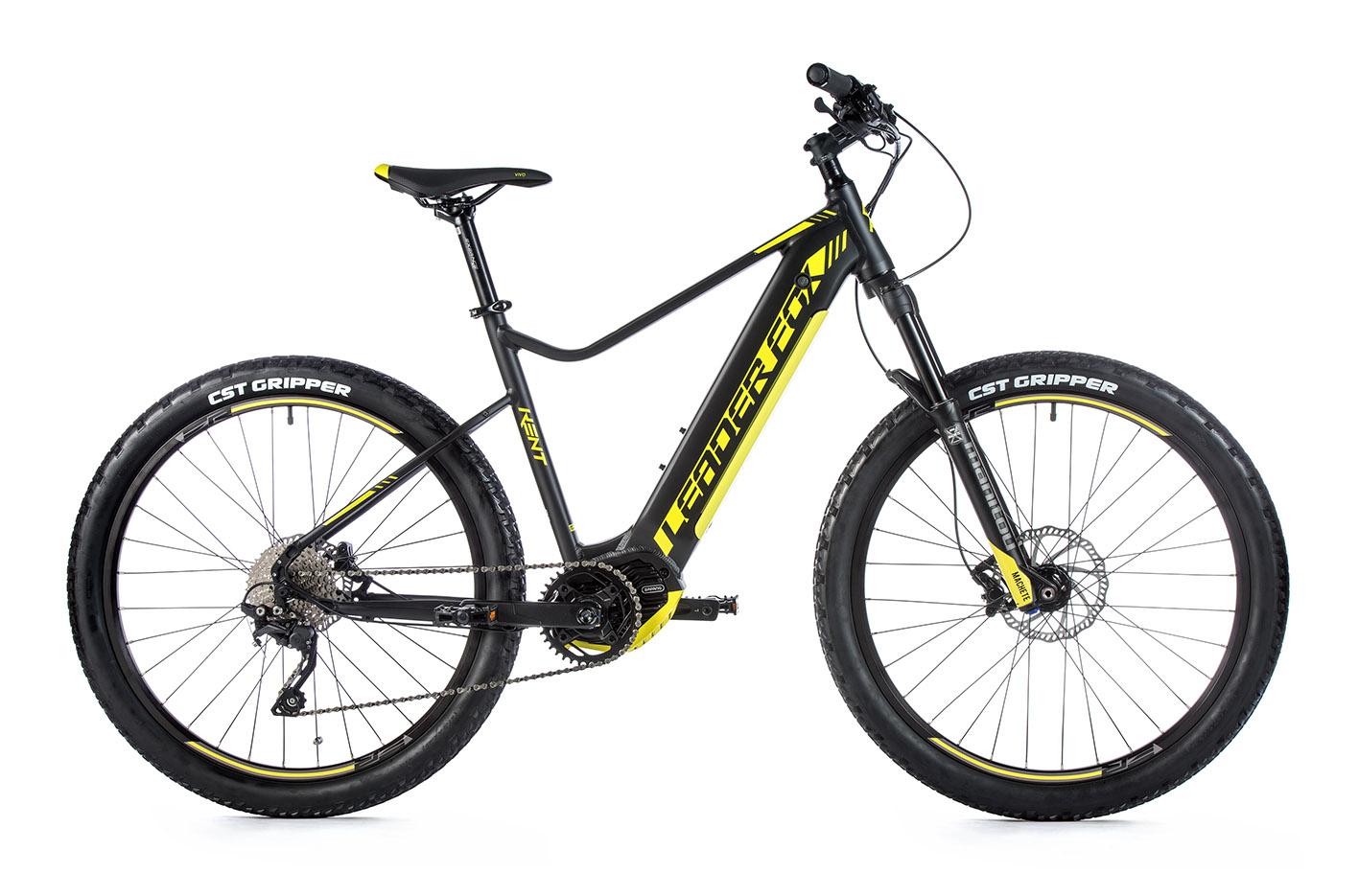 Bicicleta electrica MTB Leader Kent 27.5 inch, 2020