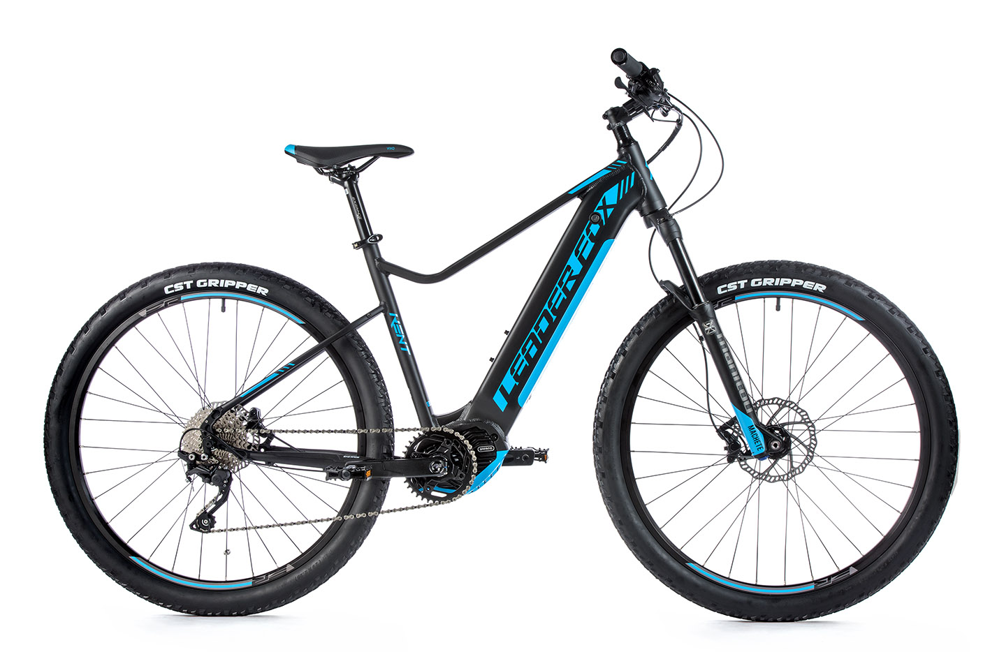 Bicicleta electrica MTB Leader Fox Kent 29 inch, 2020