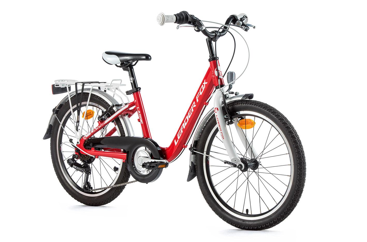 Bicicleta de copii 20 inch Leader Fox Lassie, 2020