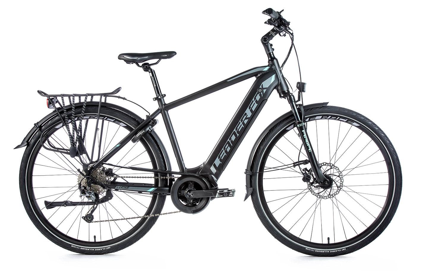Bicicleta electrica Trekking Leader Fox Lucas Gent, 2020