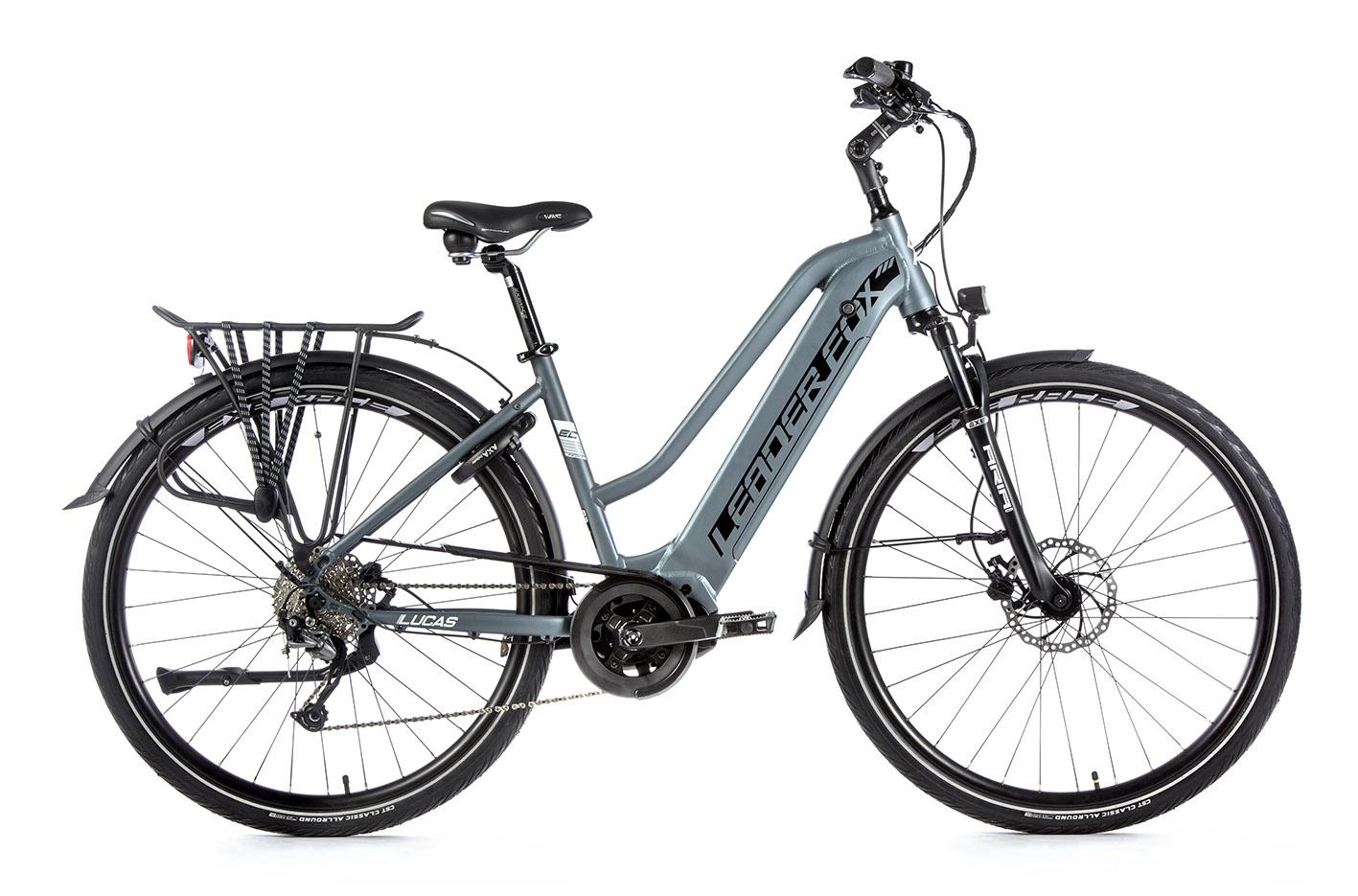 Bicicleta electrica Trekking Leader Fox Lucas Lady, 2020