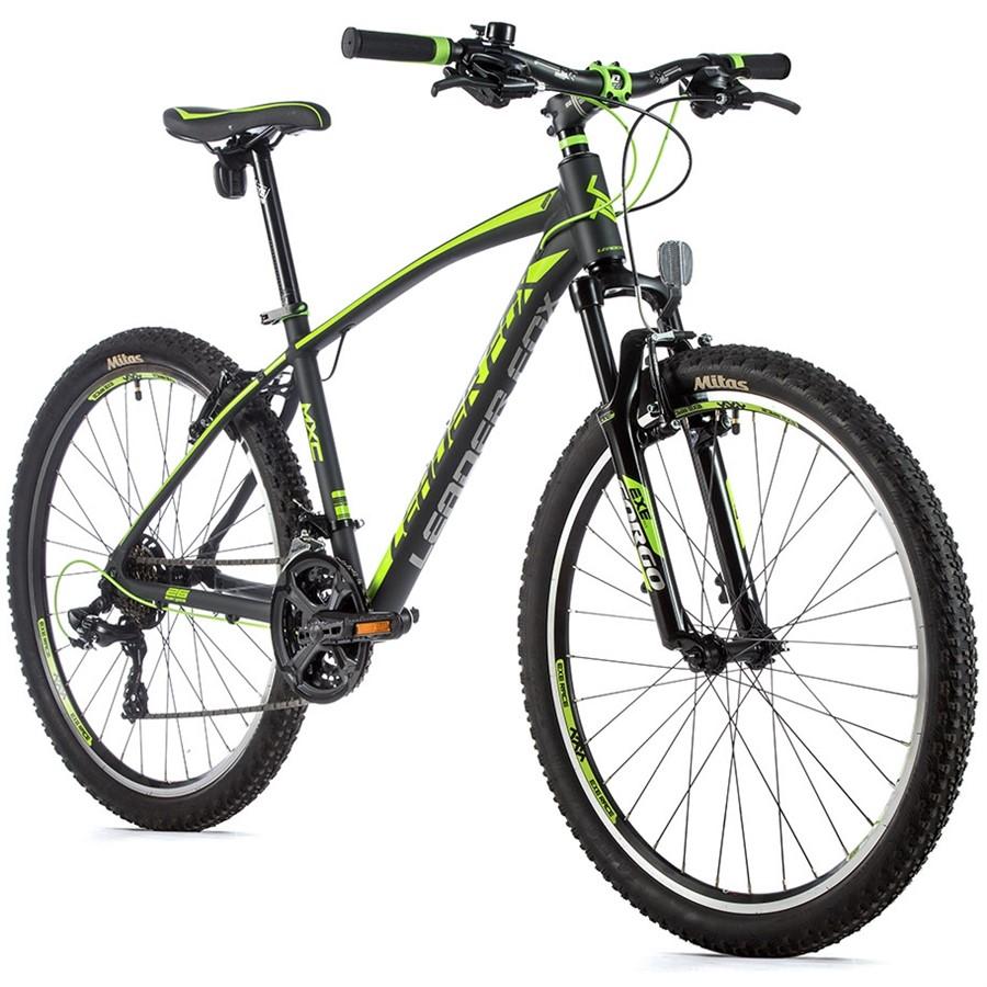 Bicicleta MTB 26 inch Leader Fox MXC Gent, 2020