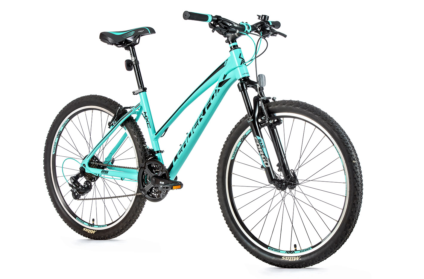 Bicicleta MTB 26 inch Leader Fox MXC Lady, 2020