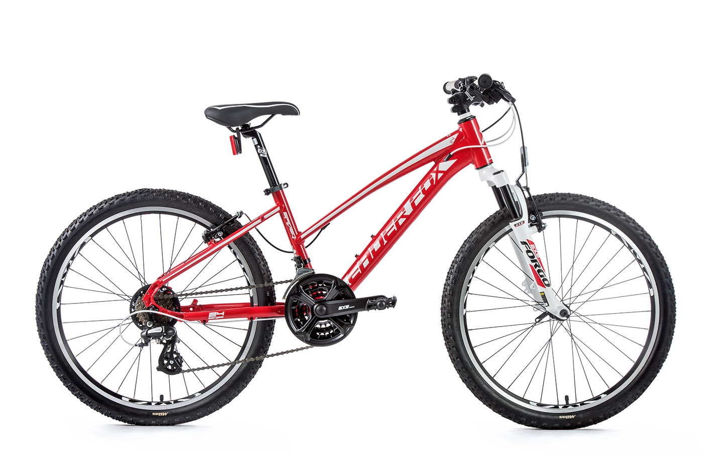 Bicicleta MTB 24 inch Leader Fox Spider Girl, 2020