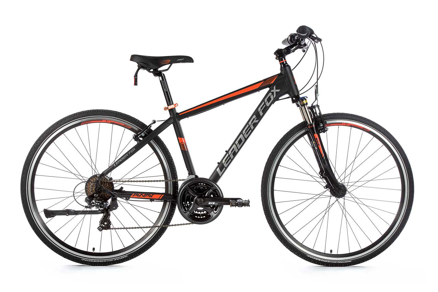 Bicicleta de cross Leader Fox Away Gent