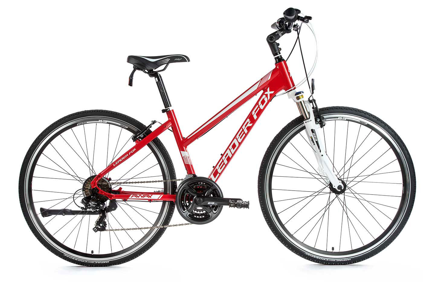 Bicicleta de cross Leader Fox Away Lady
