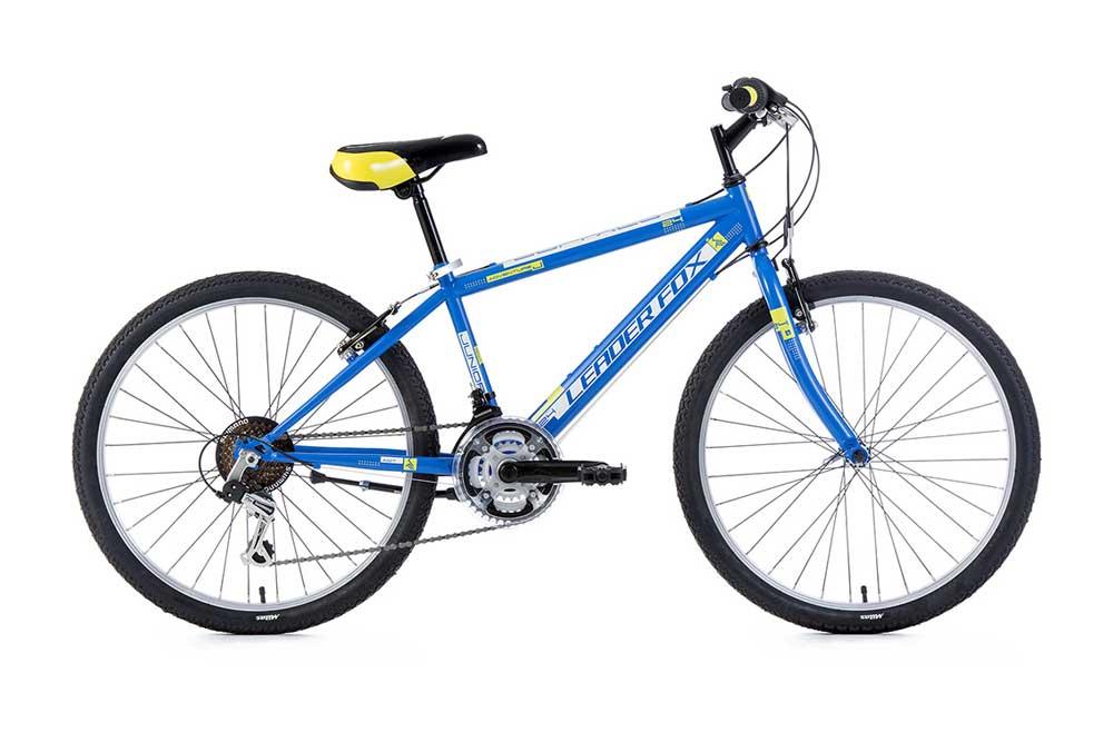 Bicicleta pentru copii Leader Fox Buffalo Boy 24 inch