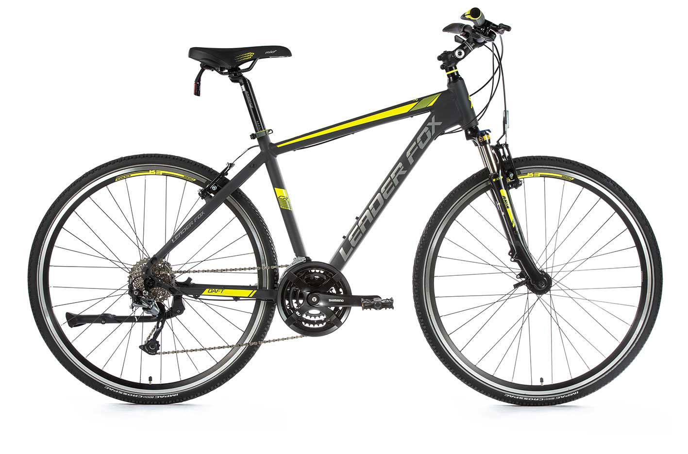 Bicicleta de cross Leader Fox Daft Gent
