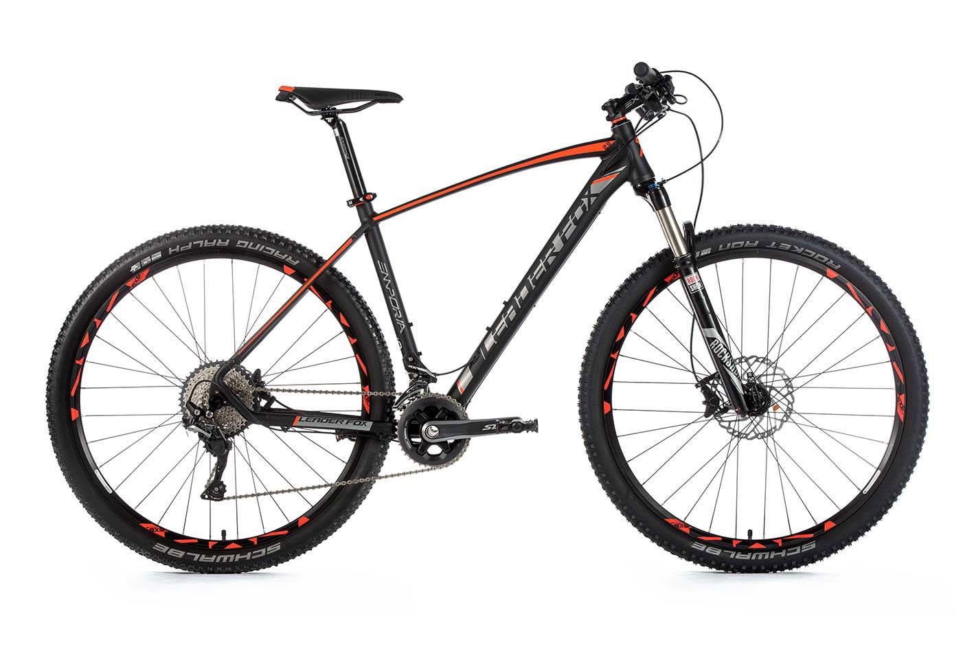 Bicicleta MTB 29 inch Leader Fox Emporia
