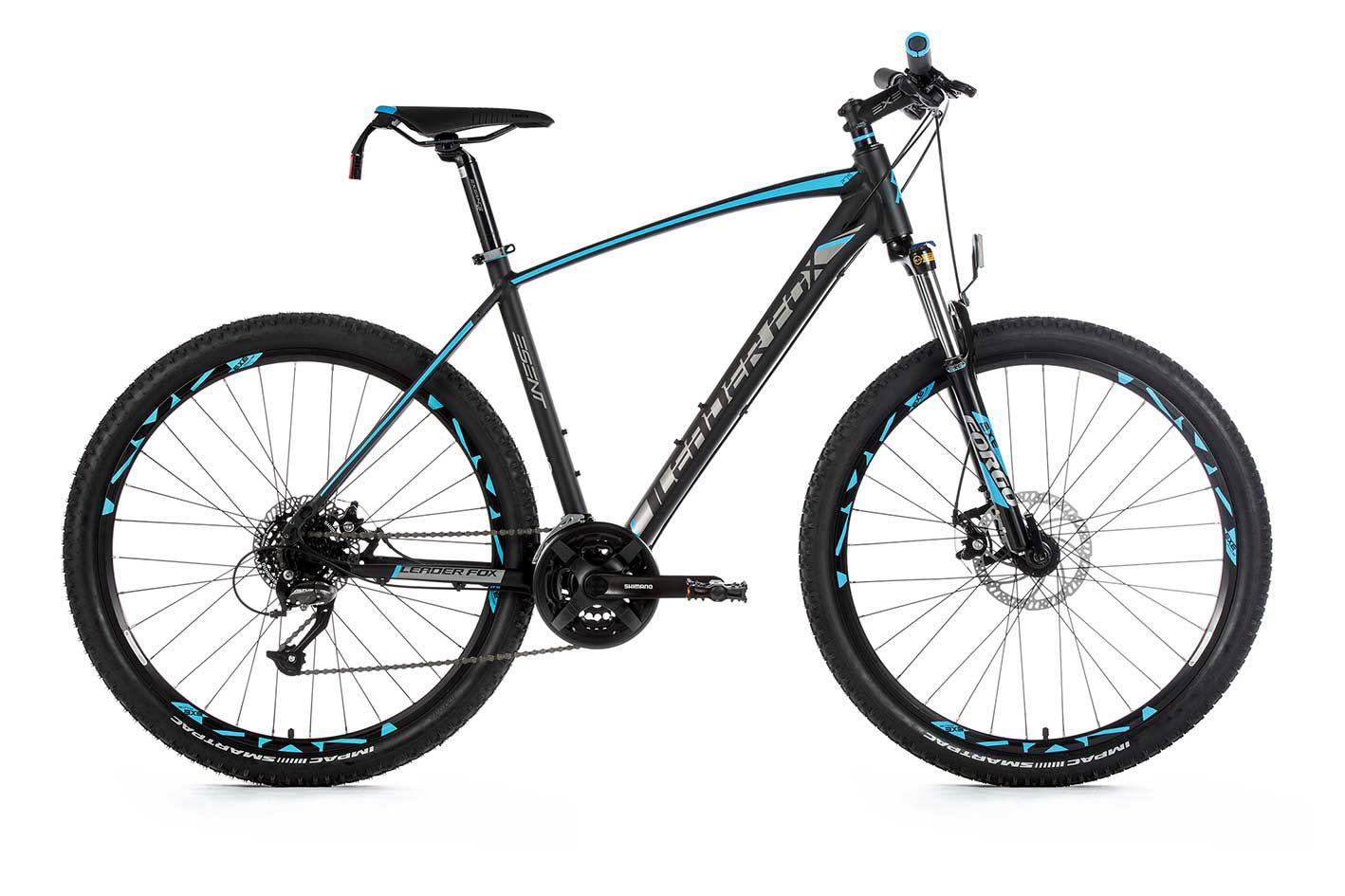 Bicicleta MTB 27.5 inch Leader Fox Esent