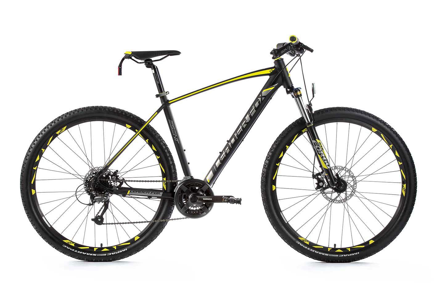 Bicicleta MTB 29 inch Leader Fox Esent