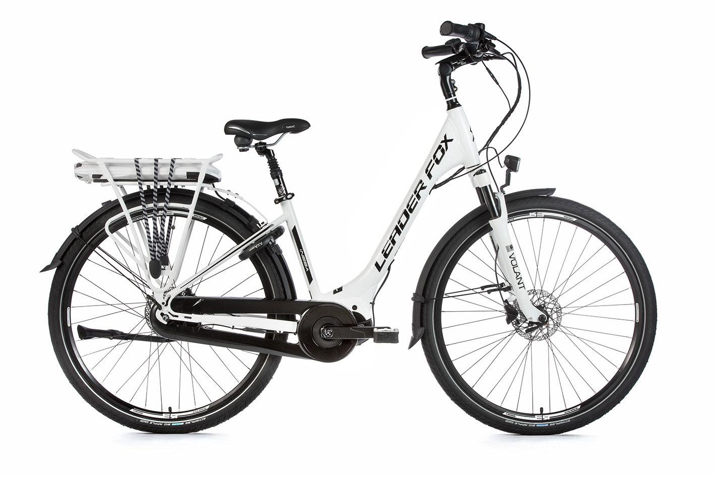 Bicicleta electrica de oras Leader Fox Neba