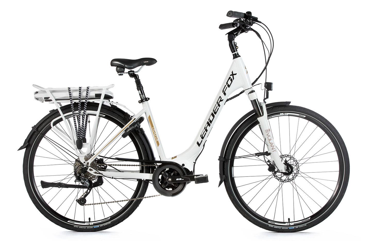 Bicicleta electrica de oras Leader Fox Saga
