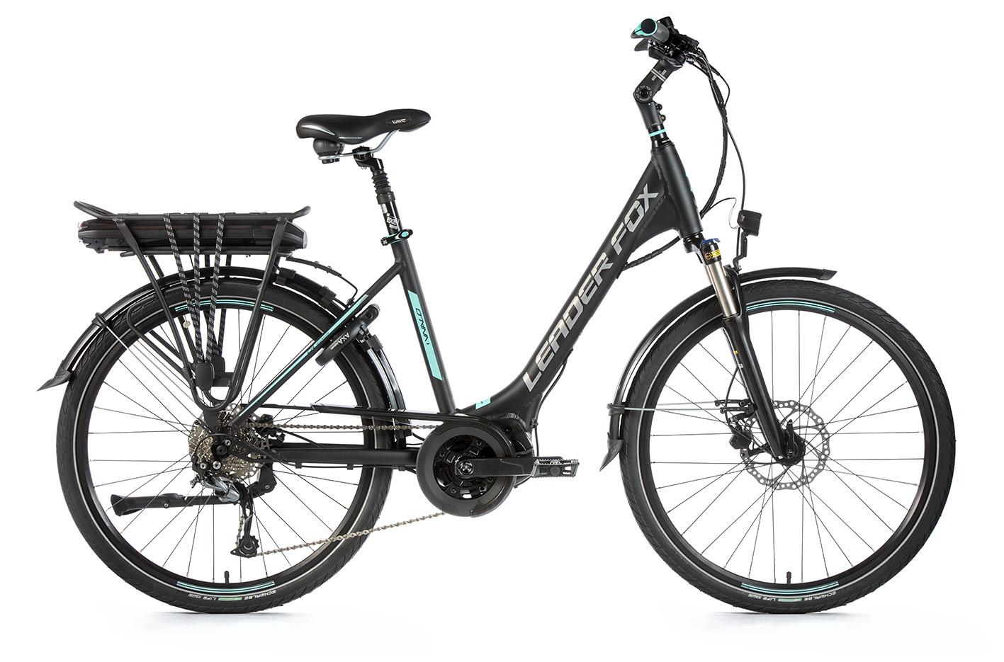 Bicicleta electrica de oras Leader Fox Vivalo