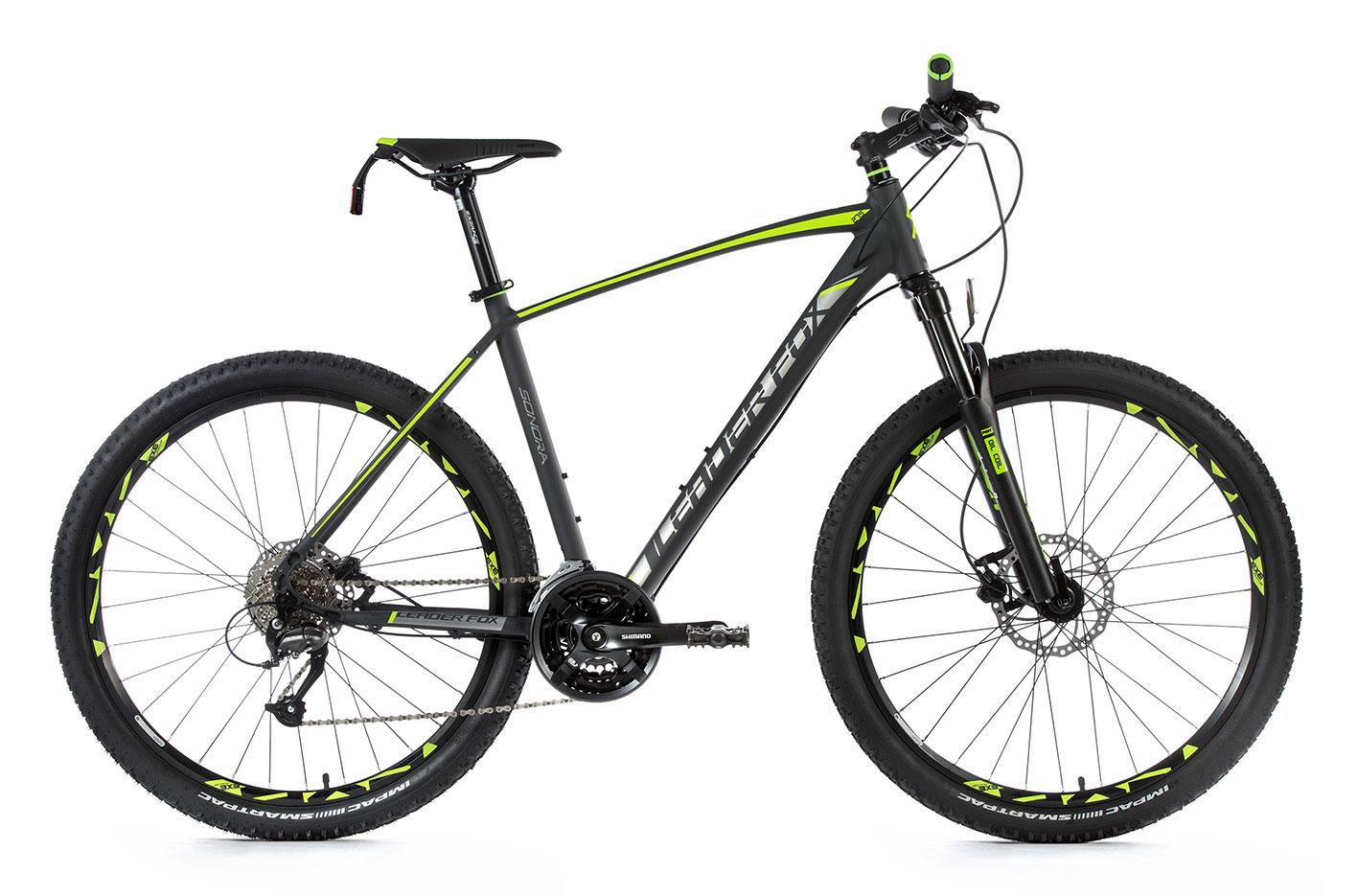 Bicicleta MTB 27.5 inch Leader Fox Sonora