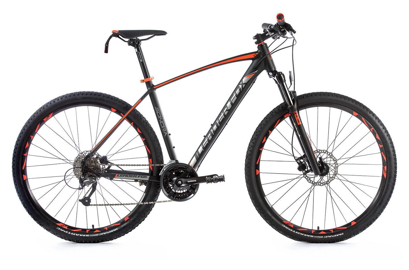 Bicicleta MTB 29 inch Leader Fox Sonora