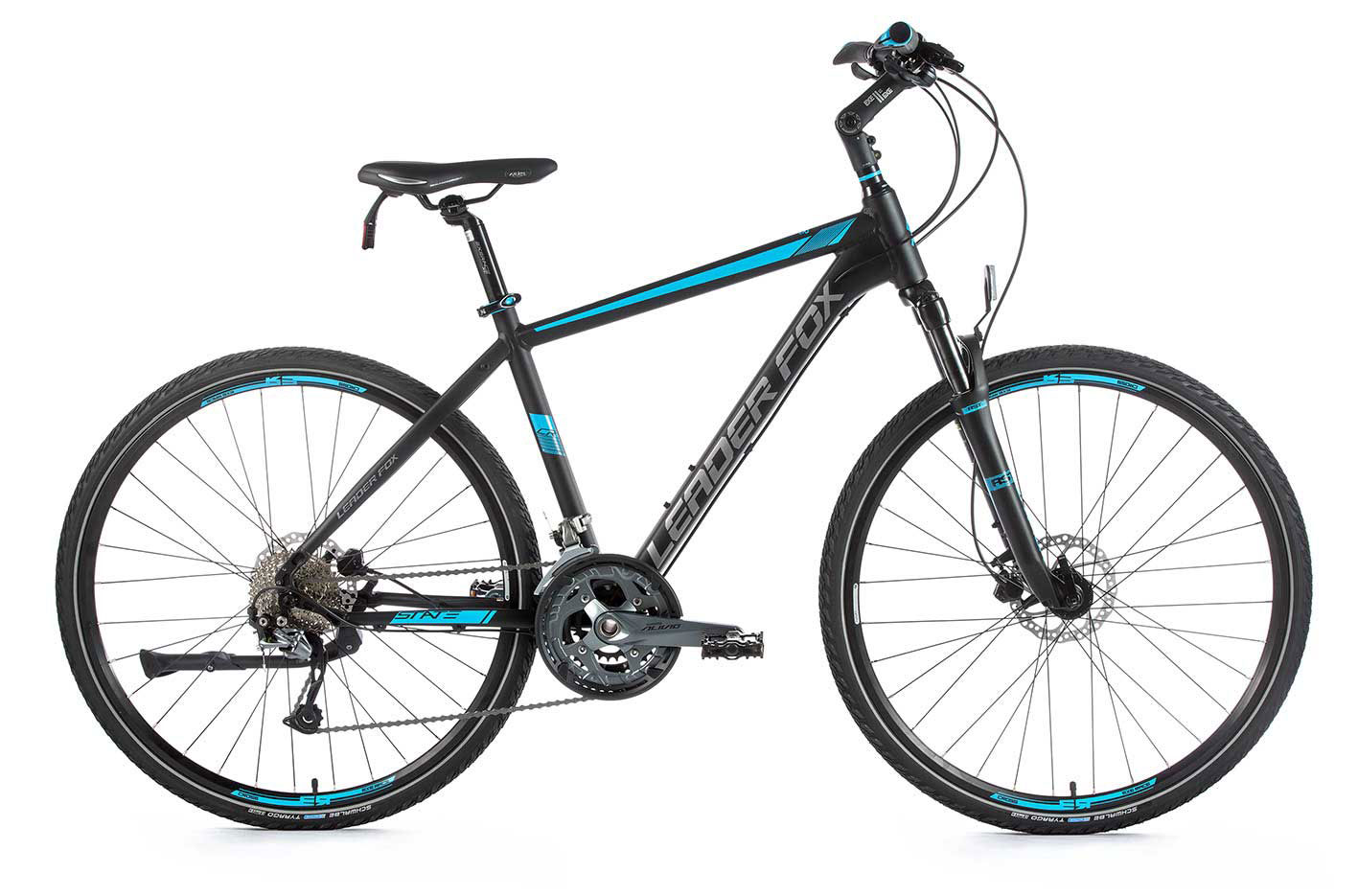Bicicleta de cross Leader Fox State Gent