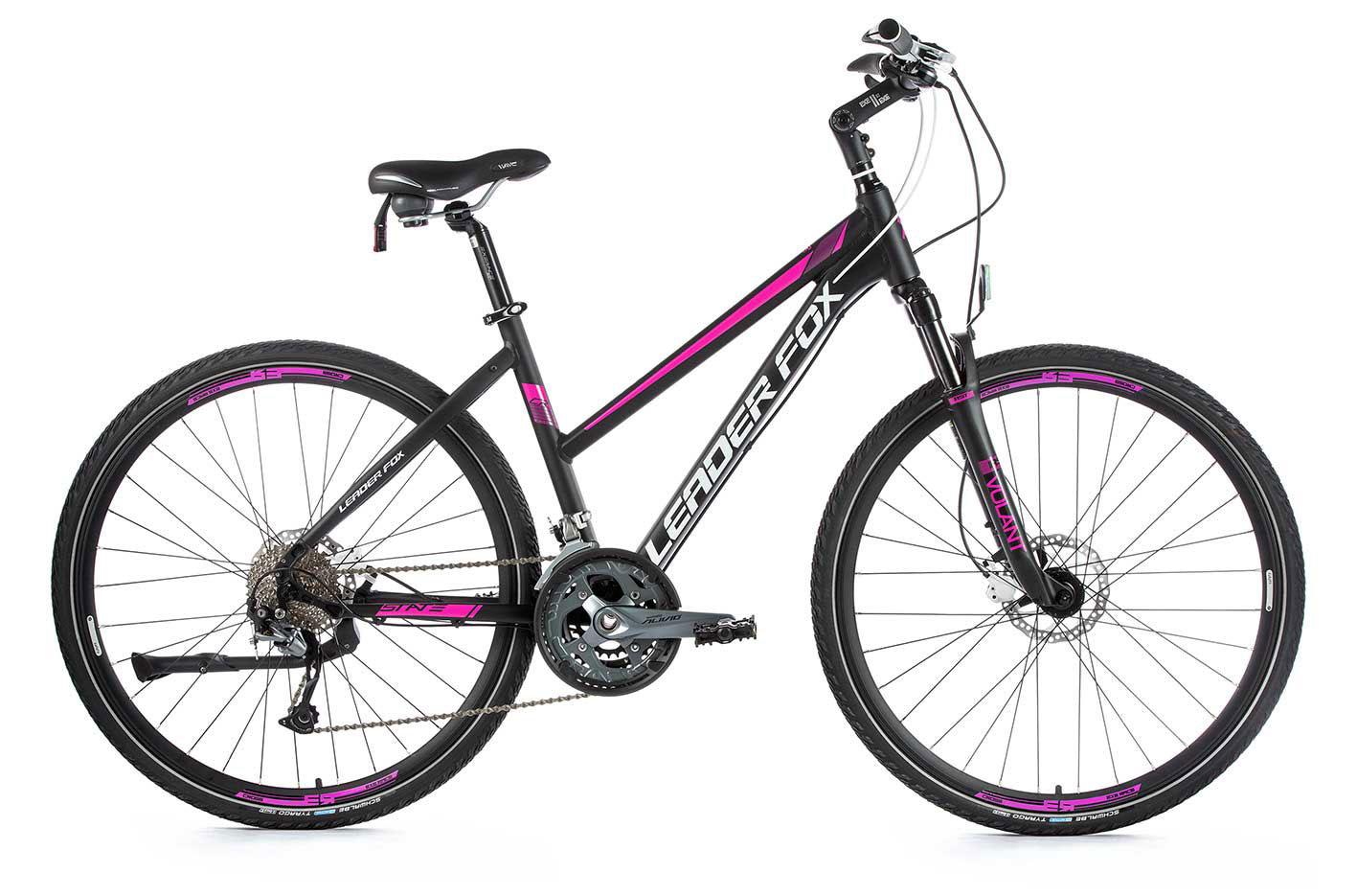 Bicicleta de cross Leader Fox State Lady