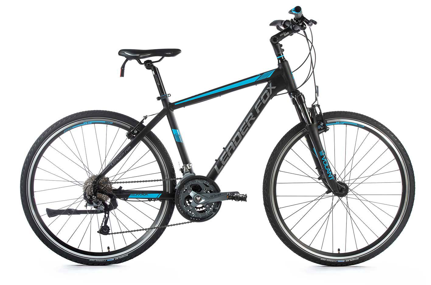 Bicicleta de cross Leader Fox Sumava Gent