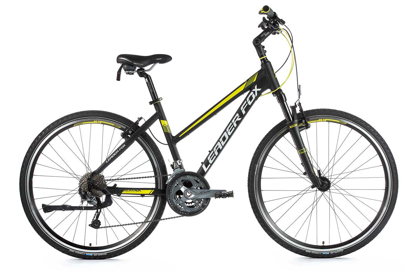 Bicicleta de cross Leader Fox Sumava Lady