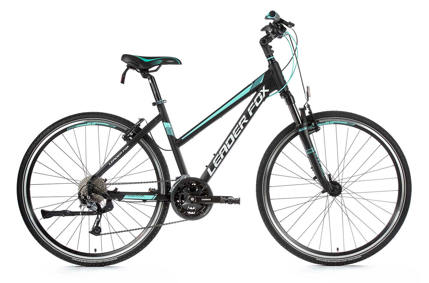 Bicicleta de cross Leader Fox Toscana Lady