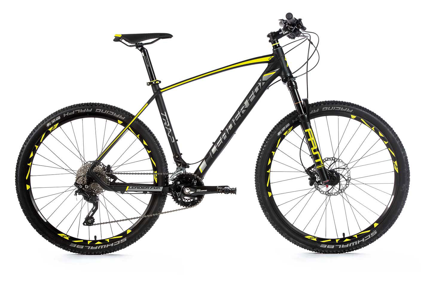 Bicicleta MTB 27.5 inch Leader Fox Trap