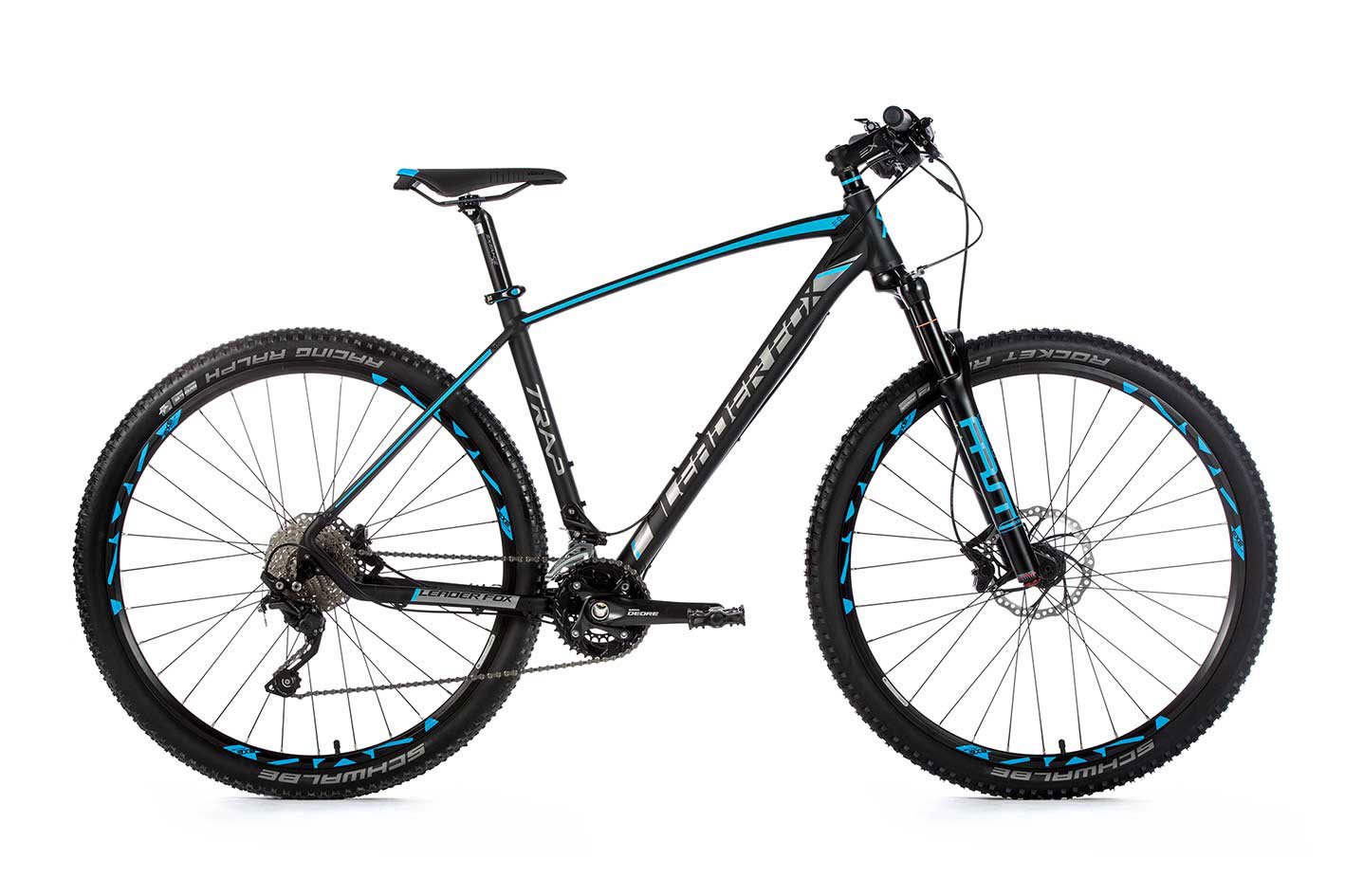 Bicicleta MTB 29 inch Leader Fox Trap