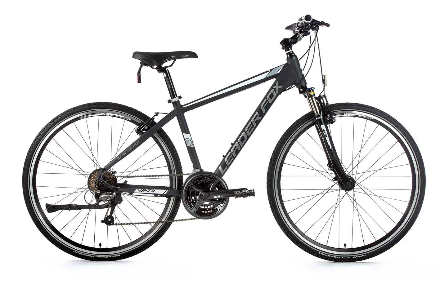 Bicicleta de cross Leader Fox Viatic Gent