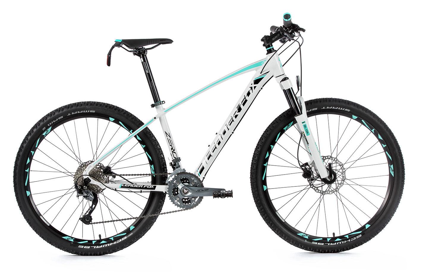 Bicicleta MTB 27.5 inch Leader Fox Zero