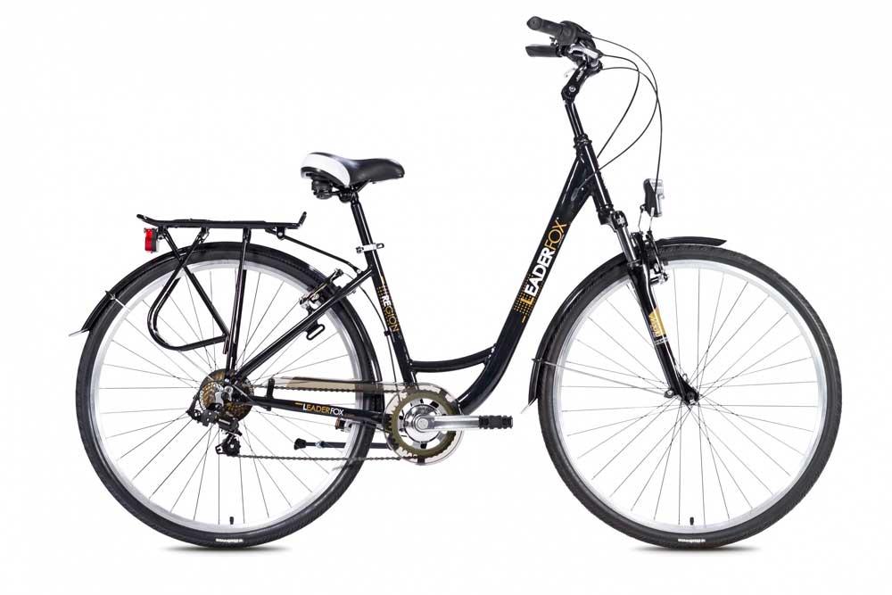 Bicicleta de oras Leader Fox Region