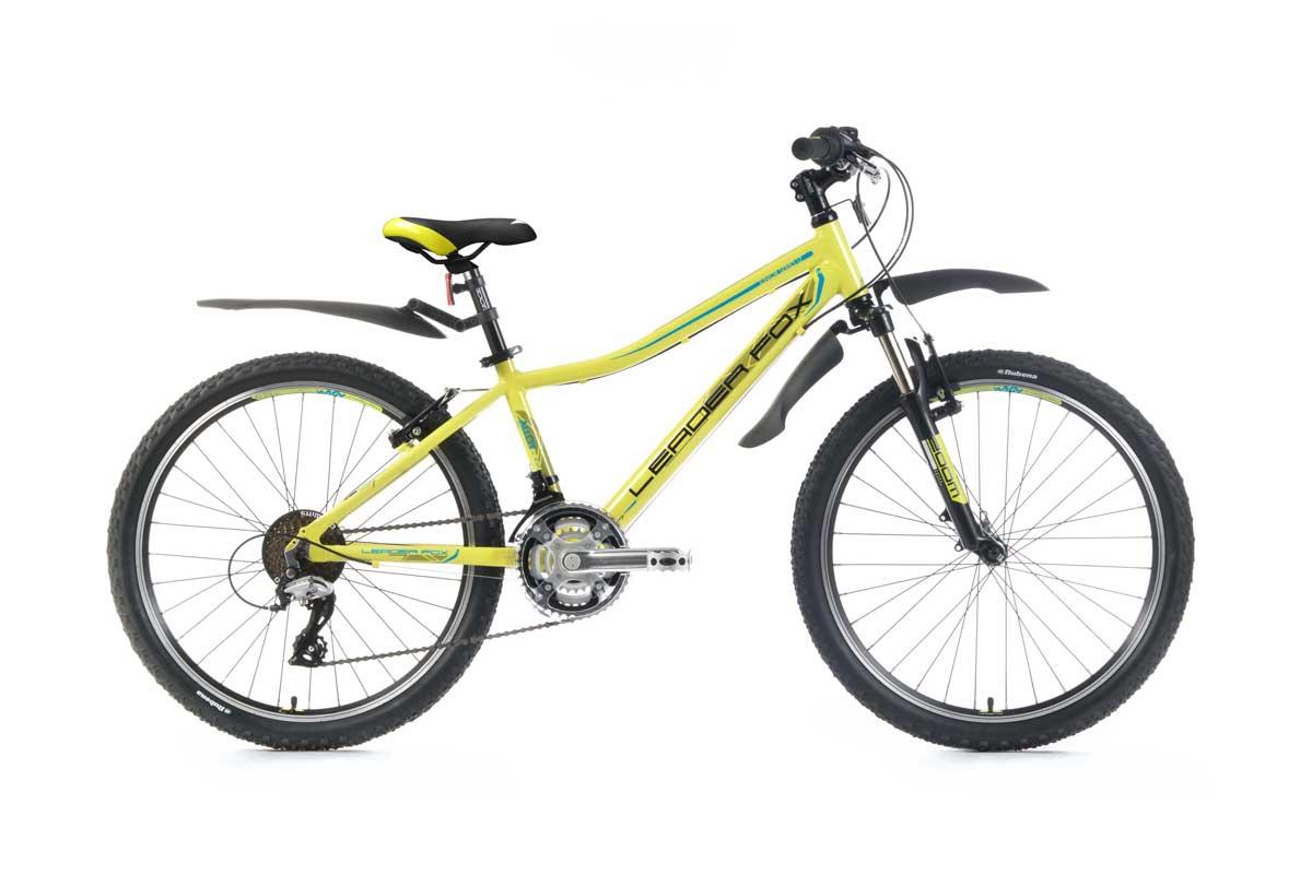 Bicicleta de copii Leader Fox Capitan Boy