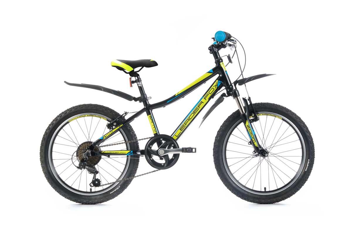 Bicicleta de copii Leader Fox Santy