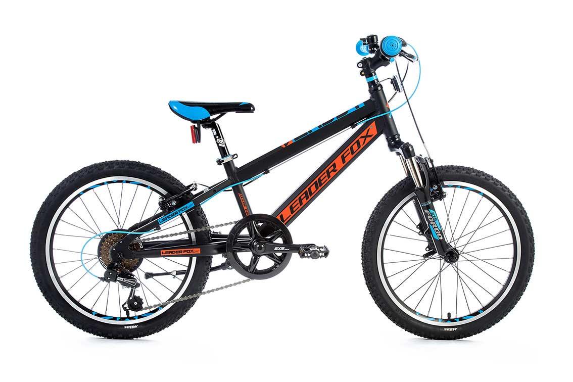 Bicicleta pentru Copii Leader Fox BADDY 20