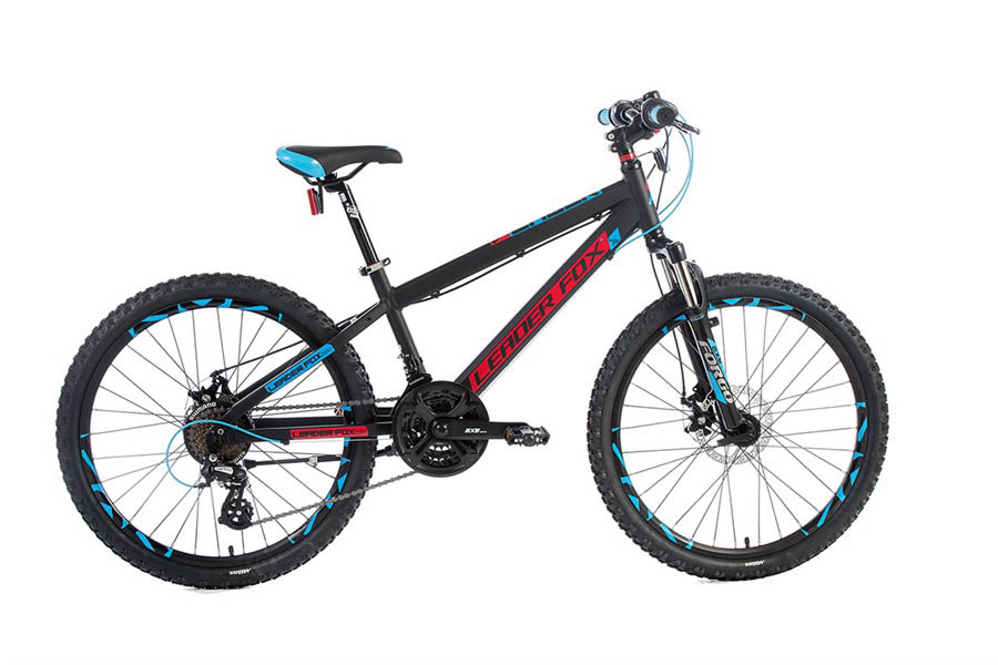 Bicicicleta pentru Copii Leader Fox EAGER Boy 24